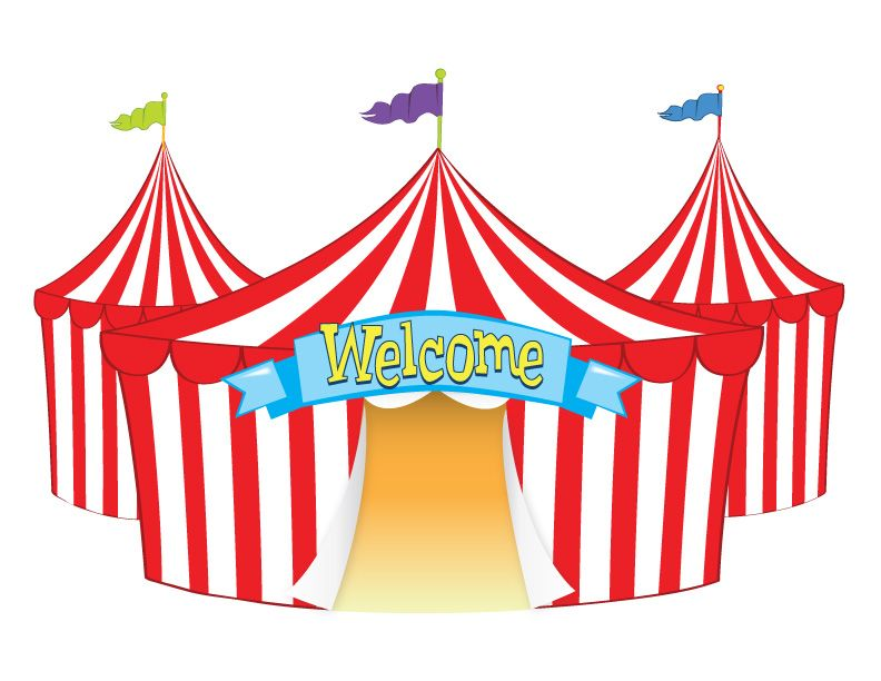 fair clipart fair tent