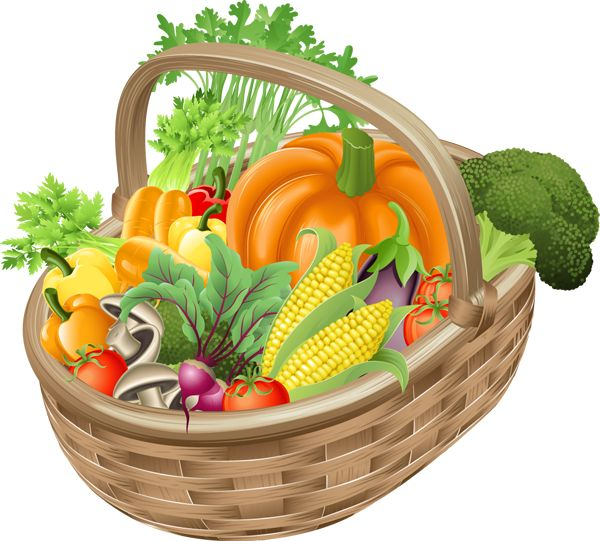 Vegetable clipart. Best clip art