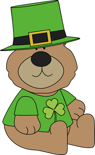 St patricks clipart baby. Free patrick day picture