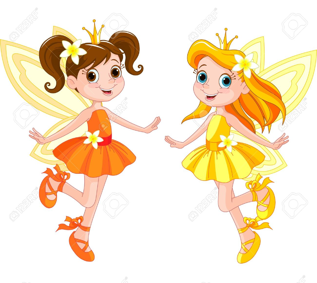 fairy clipart group