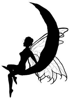 Fairy clipart moon. Catch a falling star