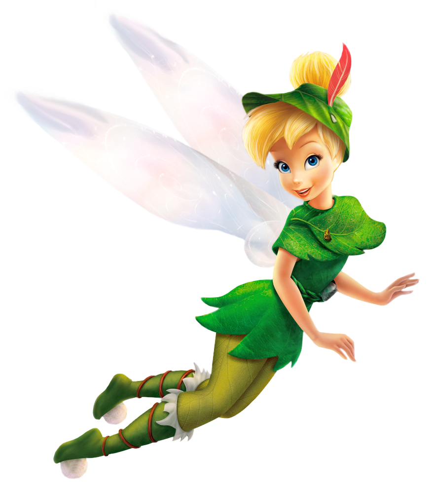 transparent fairy tinkerbell