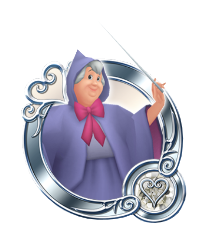Fairy god mother png. Godmother kingdom hearts unchained