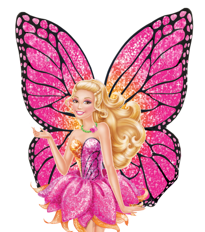 Fairy princess png. Image barbie mariposa and