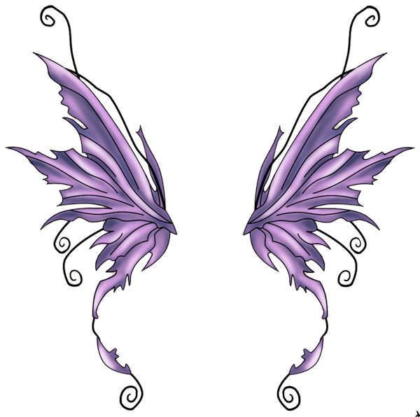 Fairy wings png. Transparent free images only