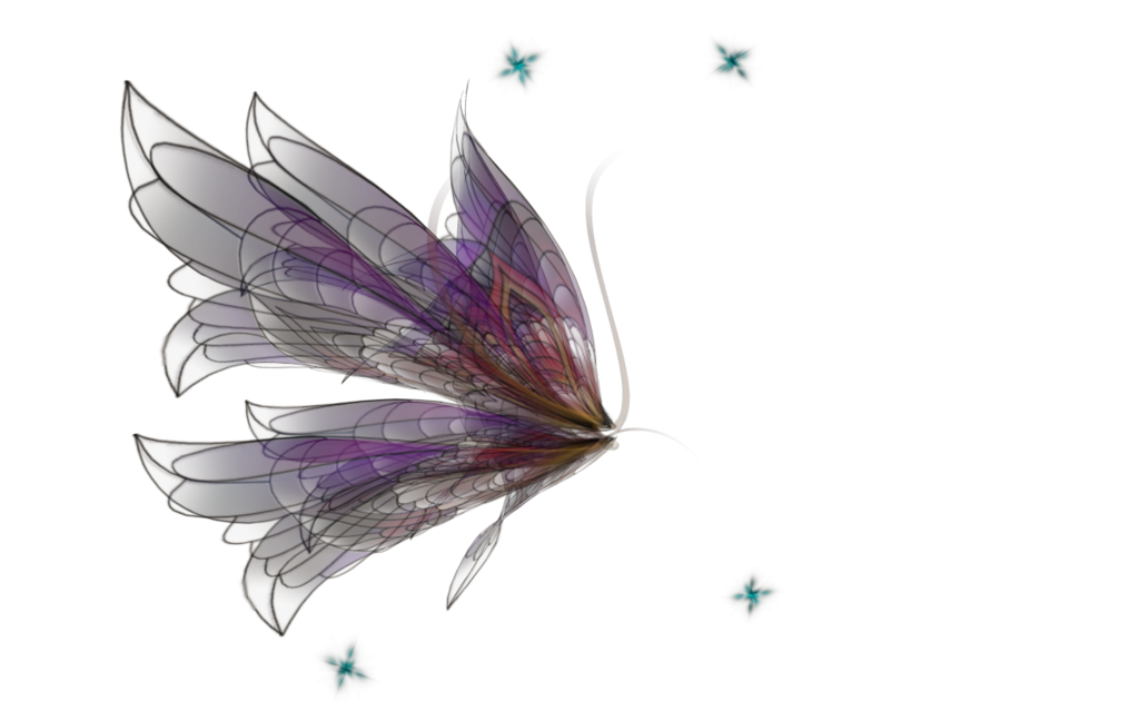 Fairy wings side view png. A midsummer night s