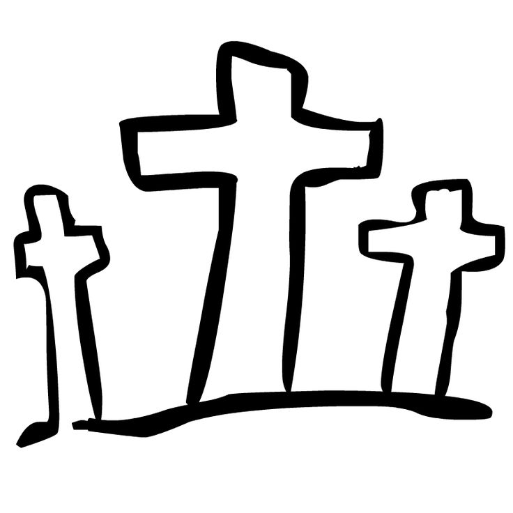 Faith clipart died jesus. Cross group dying on