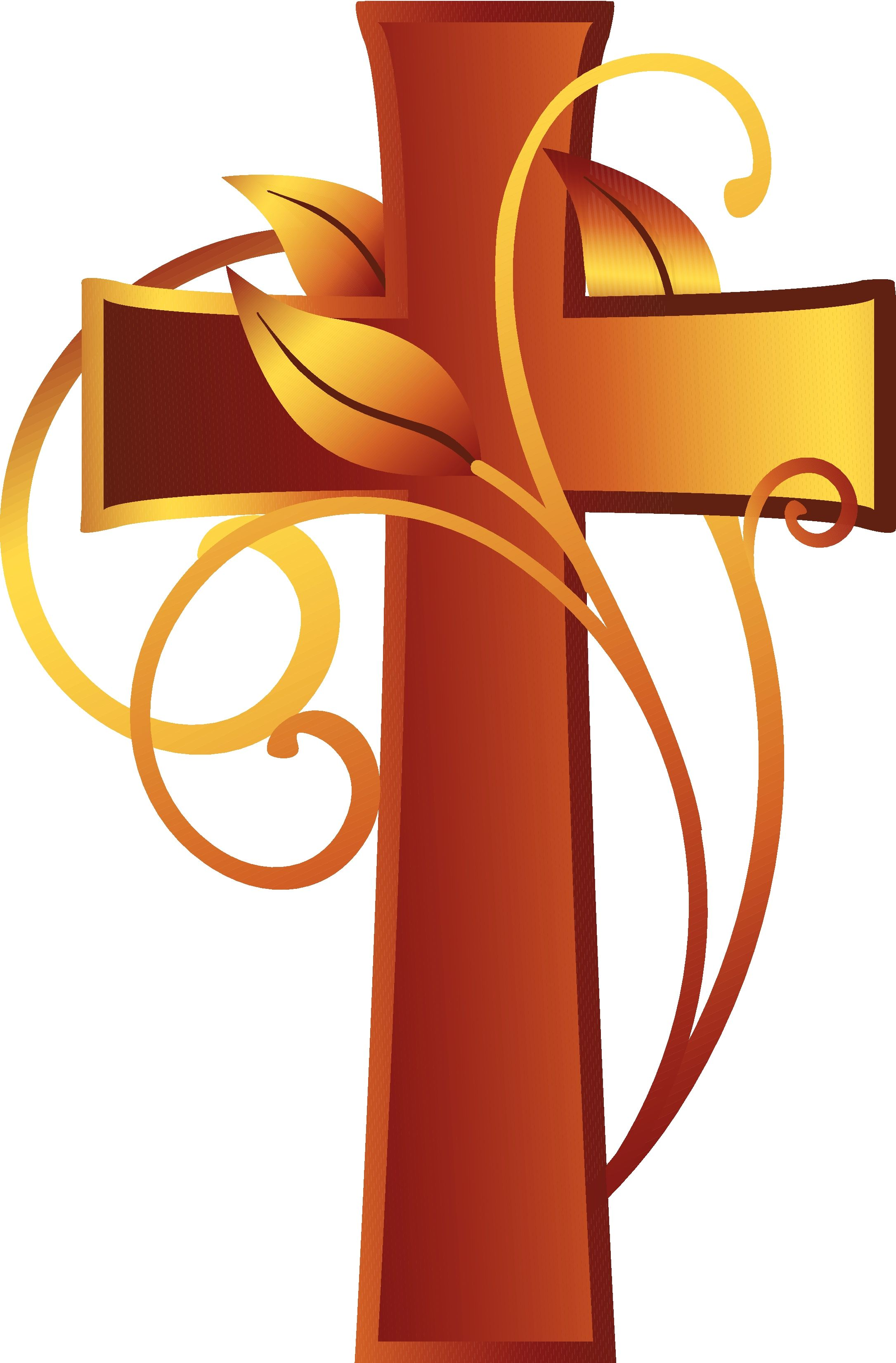 Cross clipart. The word became flesh jpg freeuse library