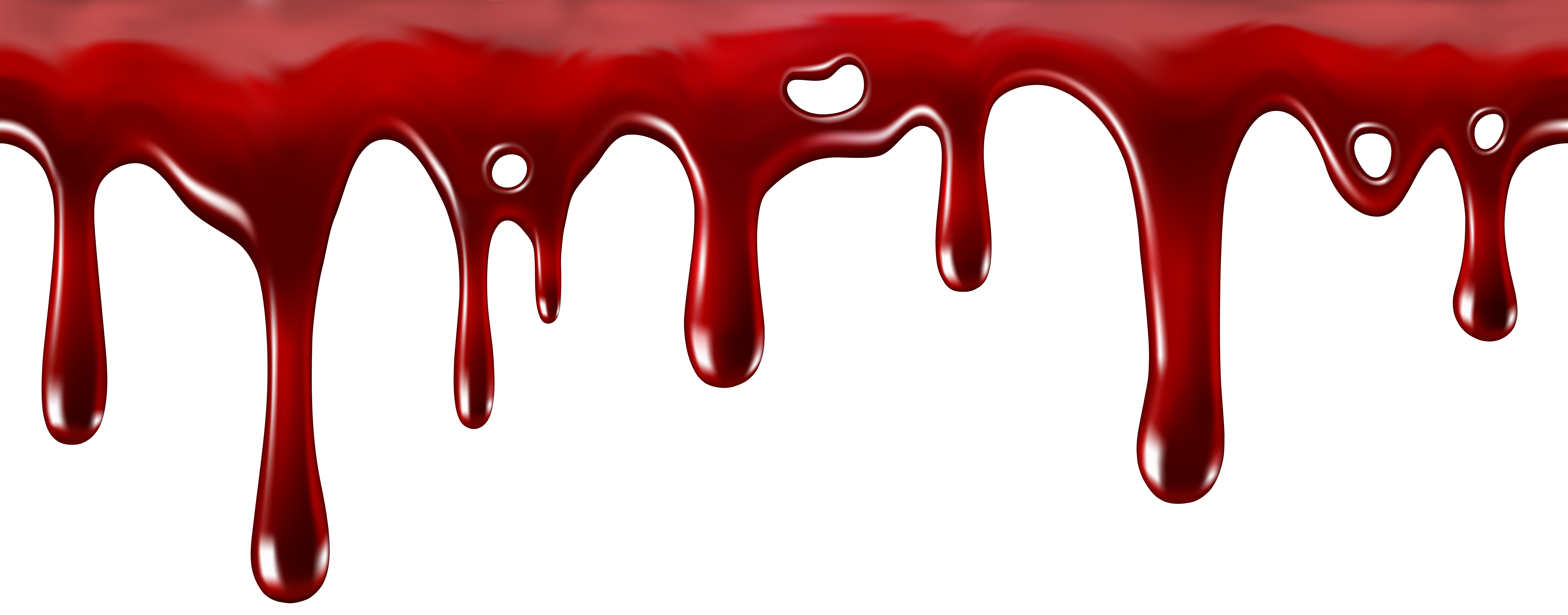 Fake blood drip png. Dripping decor transparent clip