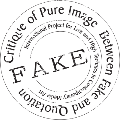 Fake drawing society. Project art today association