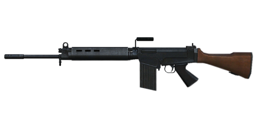 Fal rifle png. Image fn a crossfire
