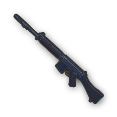Rifle svg 7.62 mm. Slr official playerunknown s