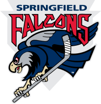 Image px springfield logo. Falcons svg graphic black and white stock
