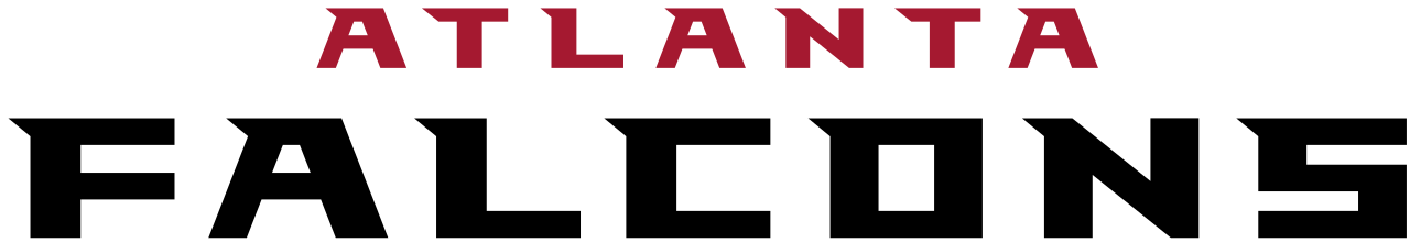 File atlanta wordmark wikimedia. Falcons svg graphic transparent library