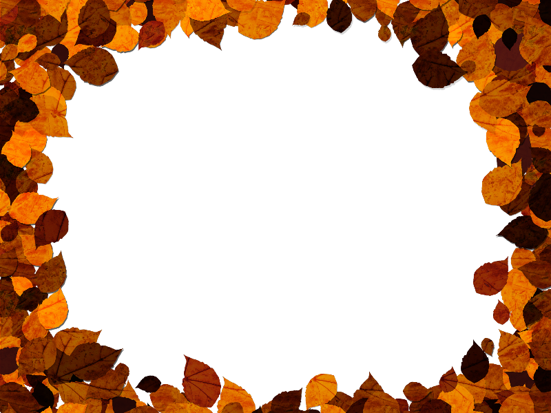 Fall background png. Autumn leaf texture free