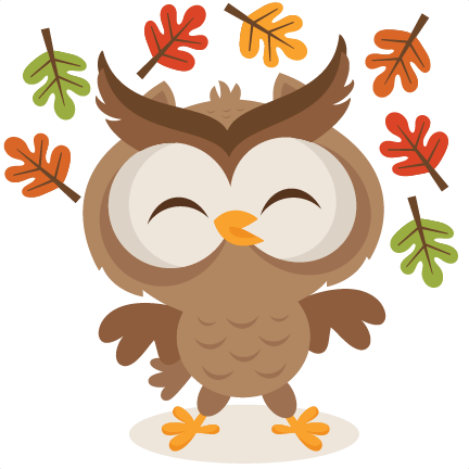 october clipart fall