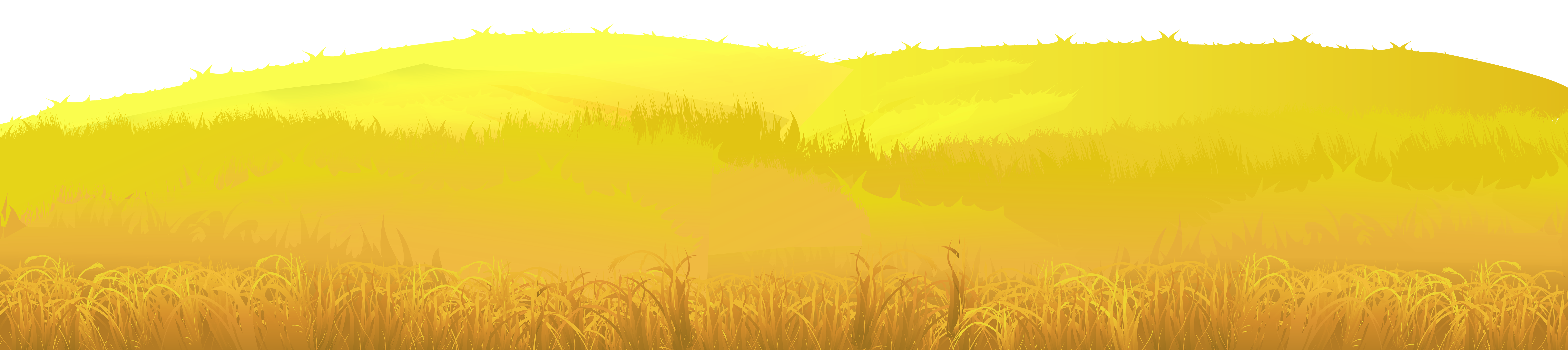 Field clipart. Autumn ground png clip