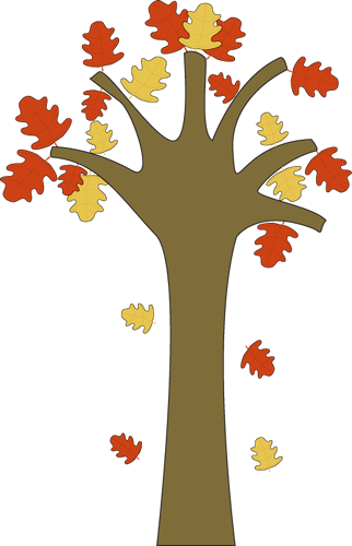 fall leaves falling from a tree png real trees