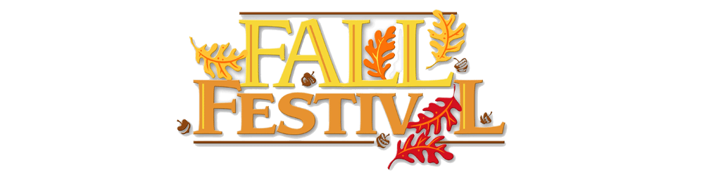 Fall festival png.