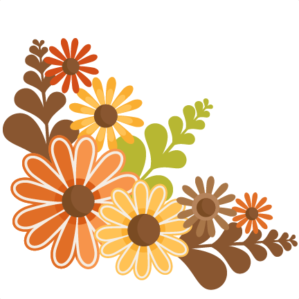 Fall floral png. Flowers transparent images pluspng