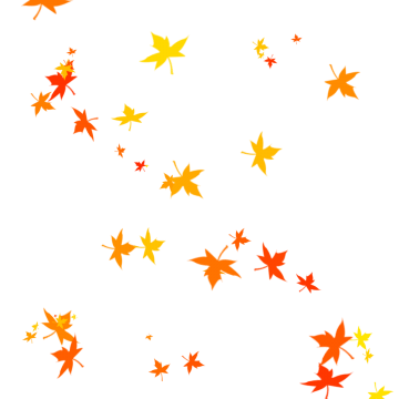 Png falling leaves overlay. Fall images vectors and