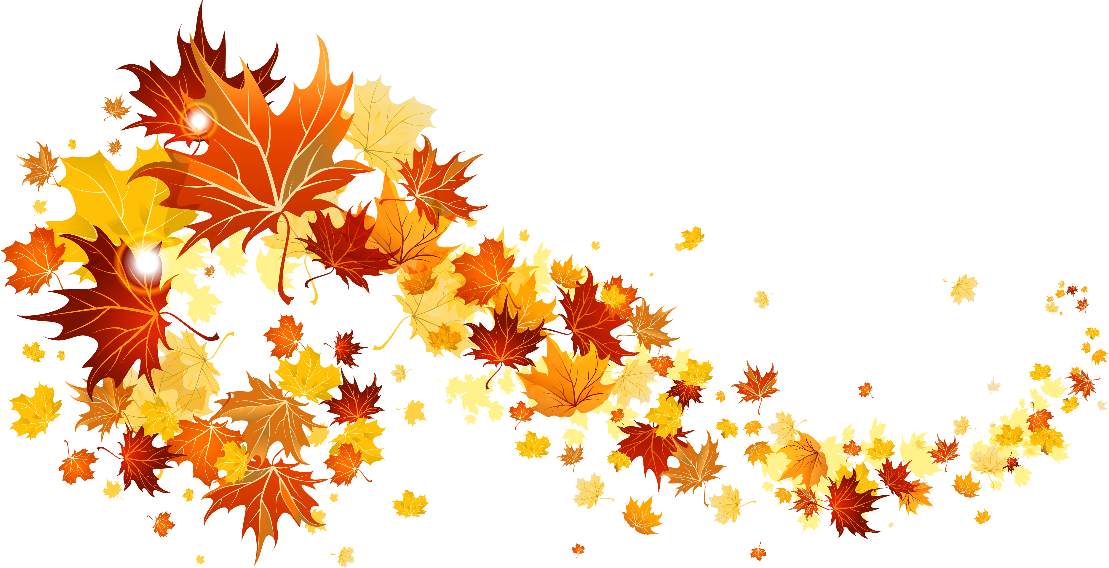 Falling leaves png. Fall transparent picture gallery