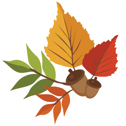 Falling leaves outline png. Fall leaf silhouette at