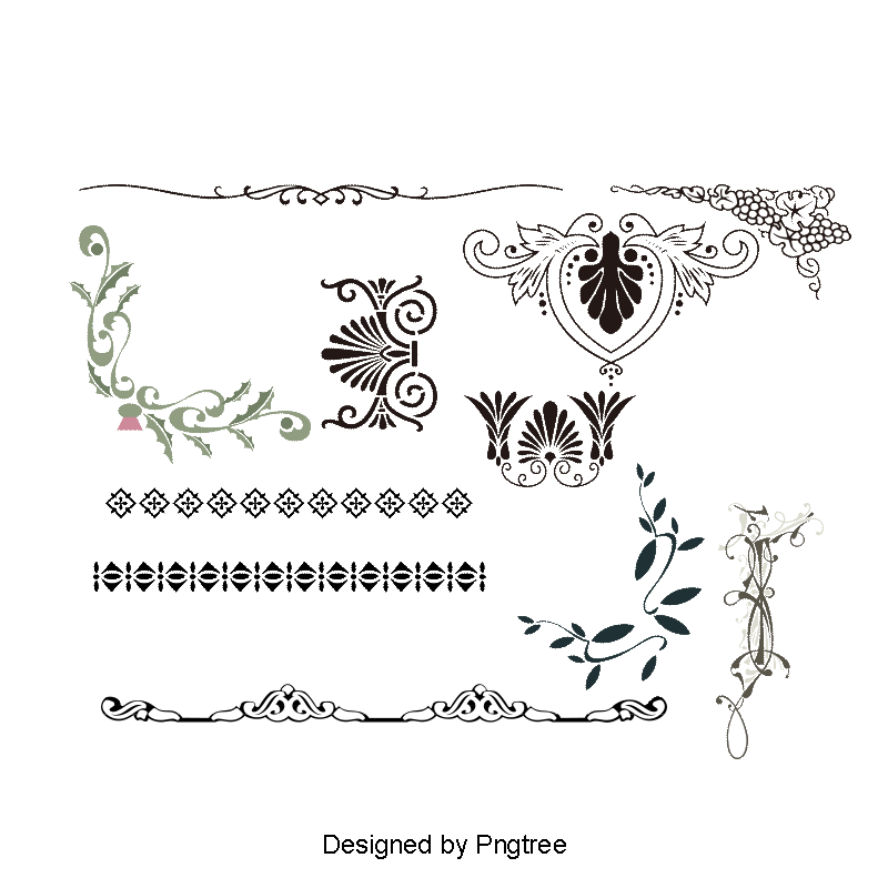 Fall leaves corner border png. Texture pattern vector frame