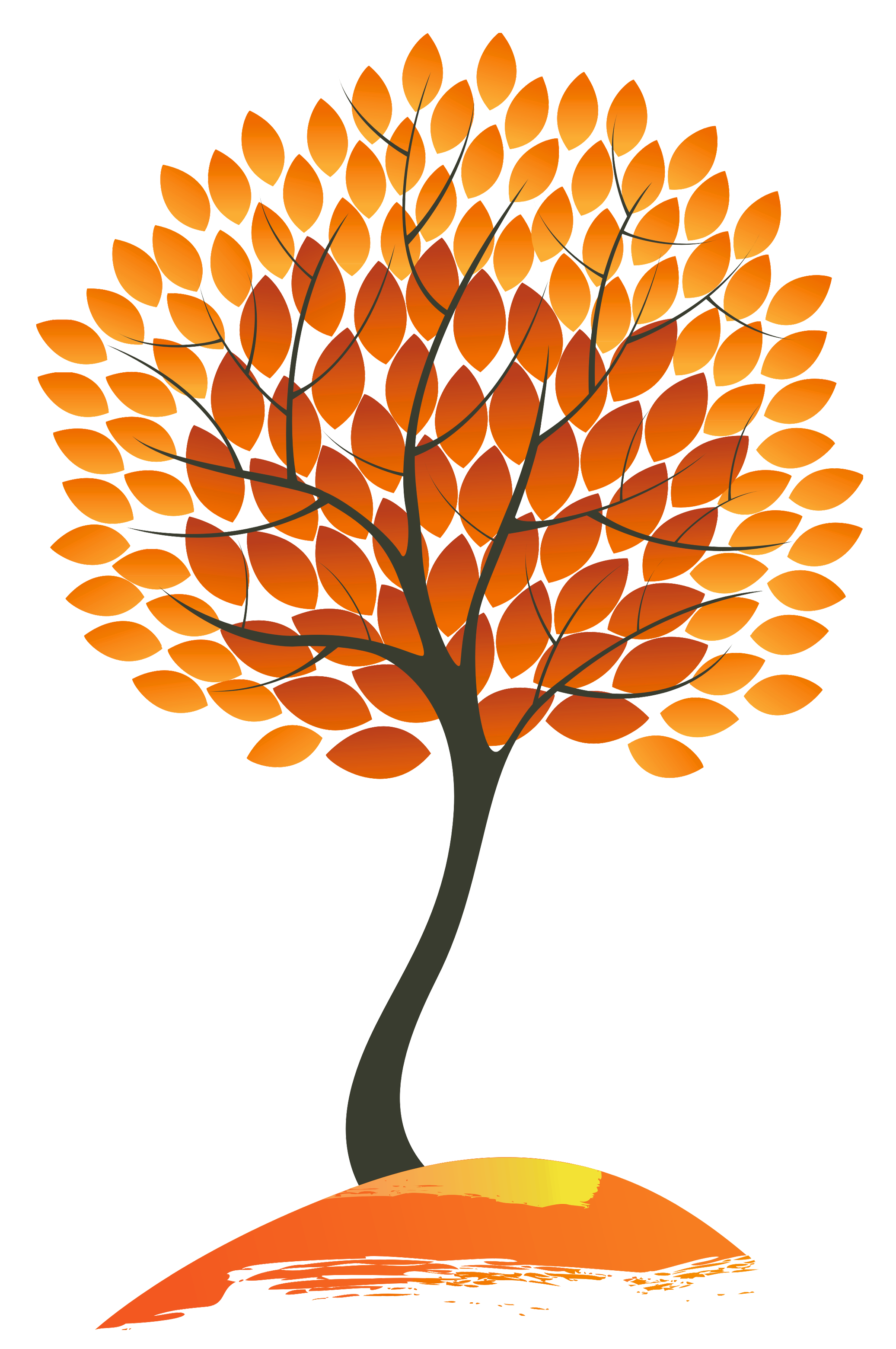 Autumn tree png. Clipart image gallery yopriceville