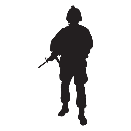 Soldier svg. Silhouette png at getdrawings