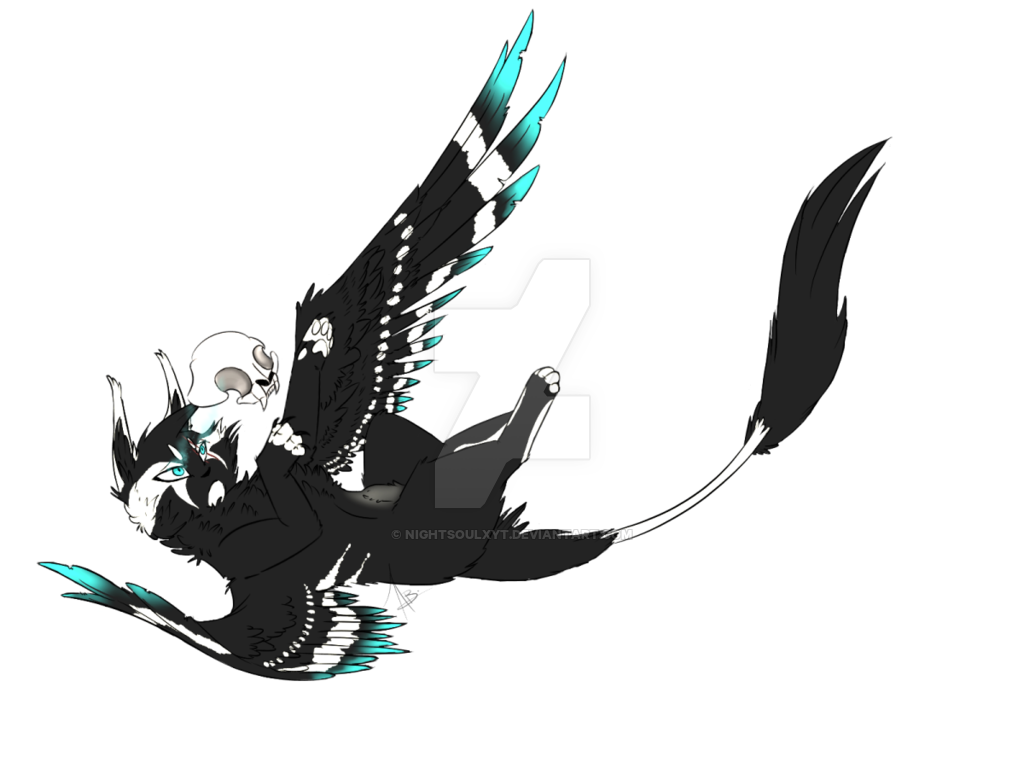 Falling angel png. By nightsoulxyt on deviantart