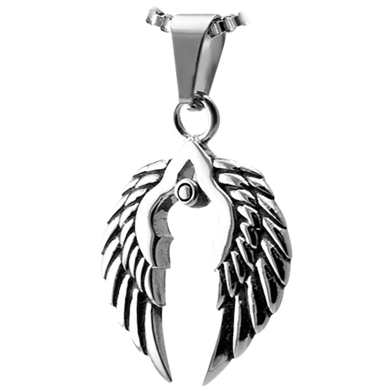 Falling angel png. Pendant ast by medieval
