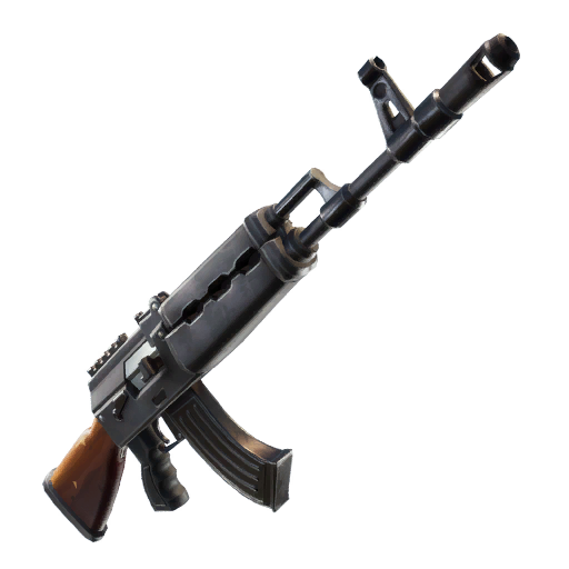 Transparent rifle. Heavy assault fortnite wiki