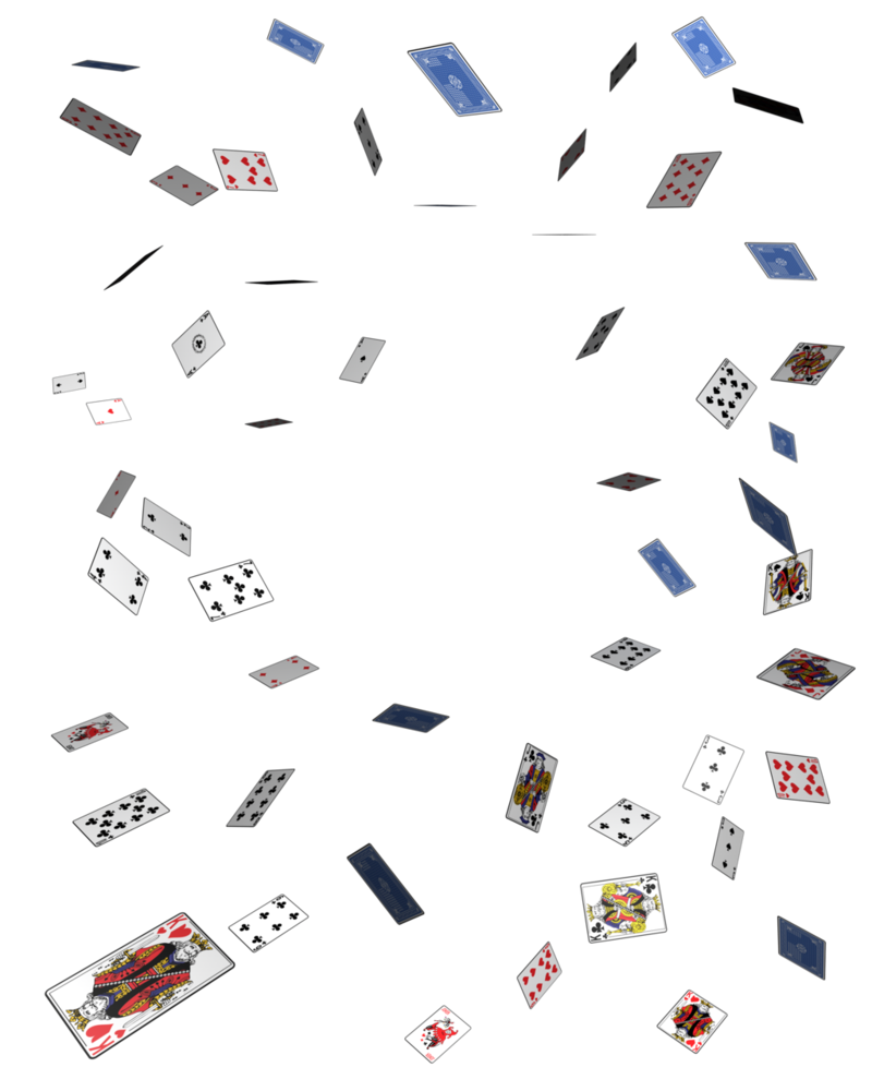 Playing card png. Cards by shadowelement stock