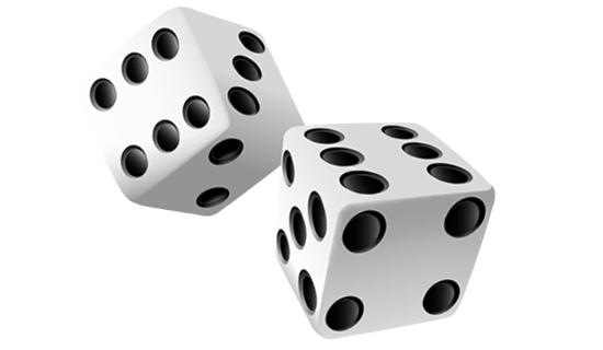 Falling dice png. Download transparent hq image
