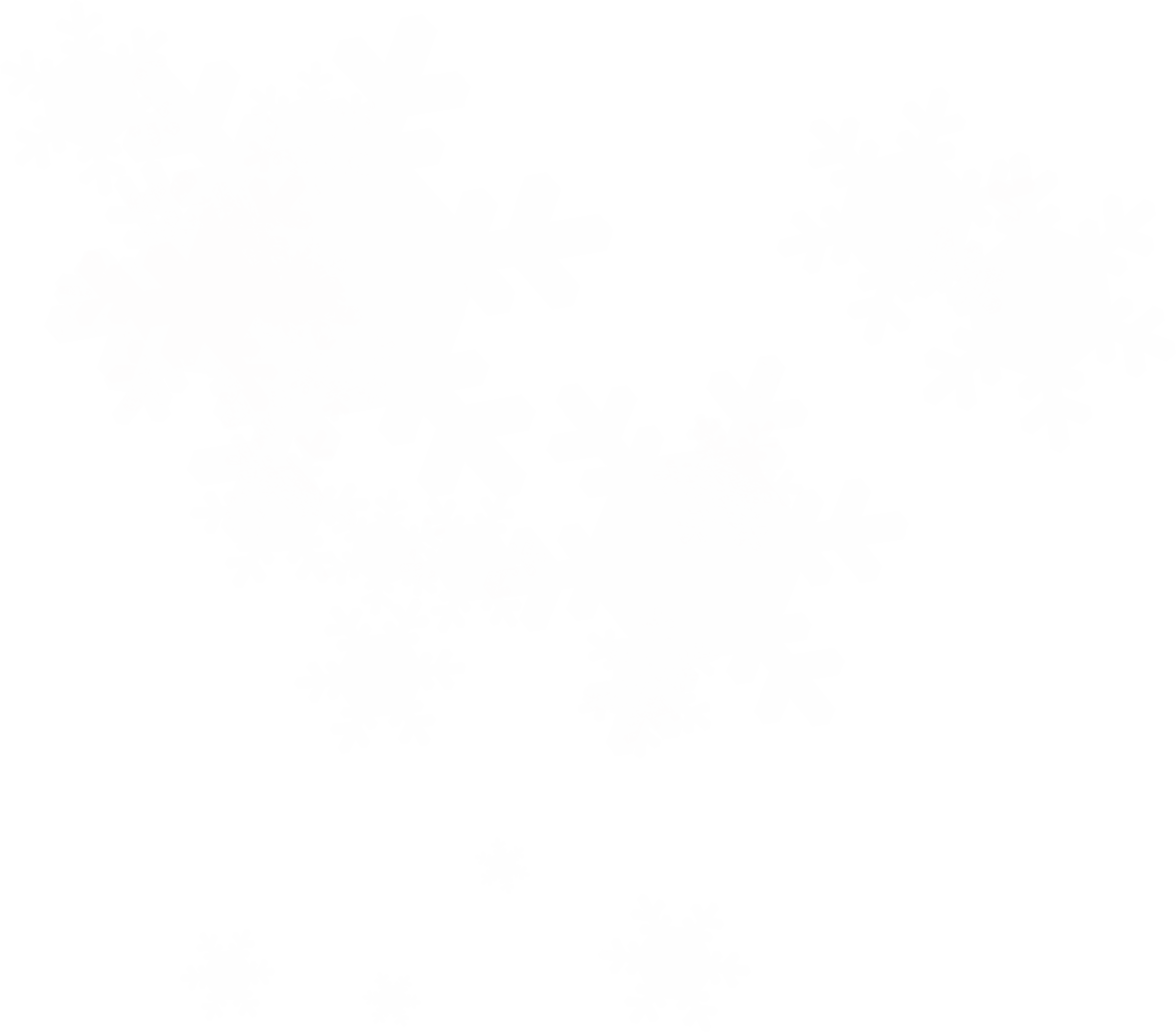 Snow particles png. Snowflakes transparent images all