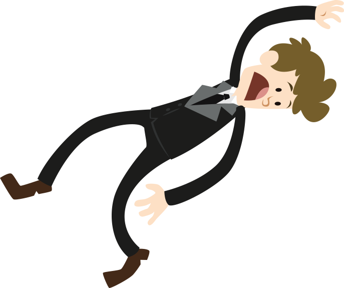 Falling man png. Personal injury lawyers and