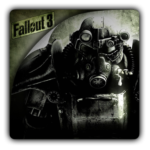 Fallout 3 icon png. By themx on deviantart