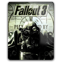 Fallout 3 icon png. By sandytreee on deviantart