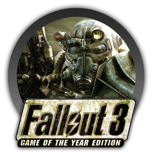 Fallout 3 icon png. Logo images in collection