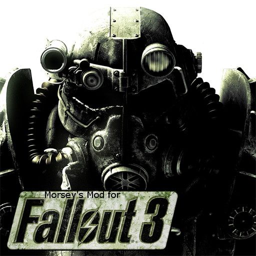 Fallout 3 icon png. Morsey s mod for