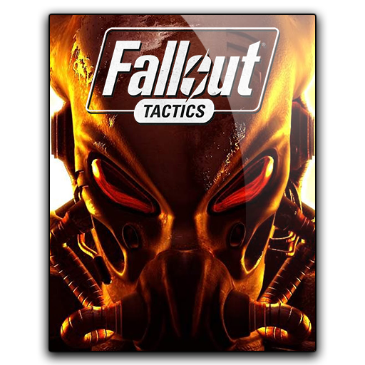 Fallout 3 icon png. Tactics by hazzbrogaming on