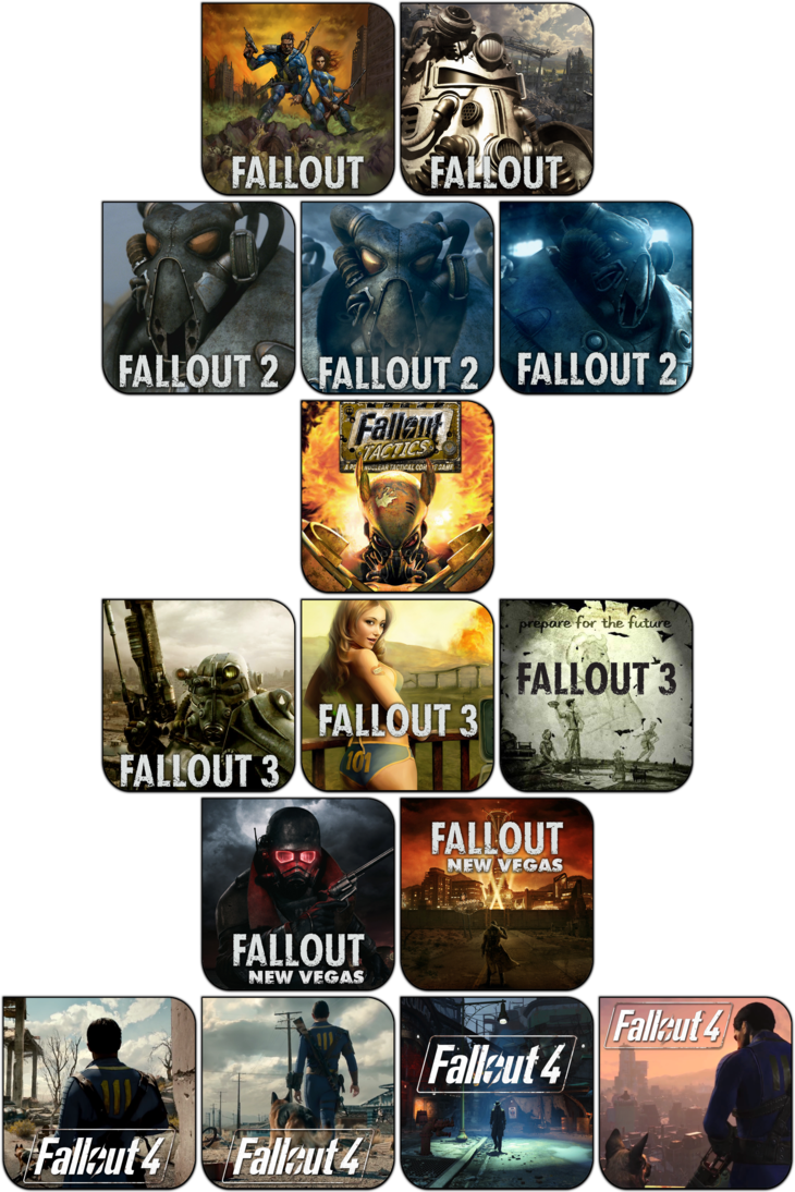 Fallout 3 icon png. Pack ico by sony