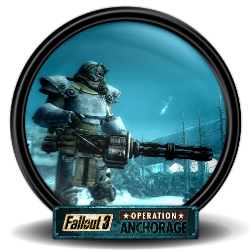 Fallout 3 icon png. Operation anchorage mega games