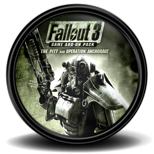 Game addonpack icon mega. Fallout 3 png freeuse stock