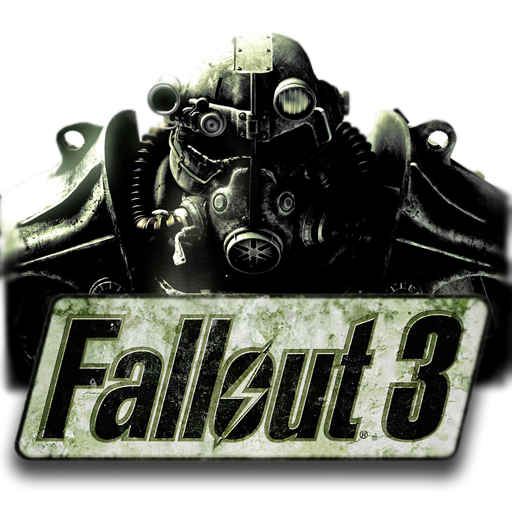 Dock icon by xterryxbogardx. Fallout 3 png image stock