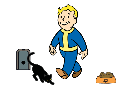 Fallout 4 character png. Luck wiki fandom powered