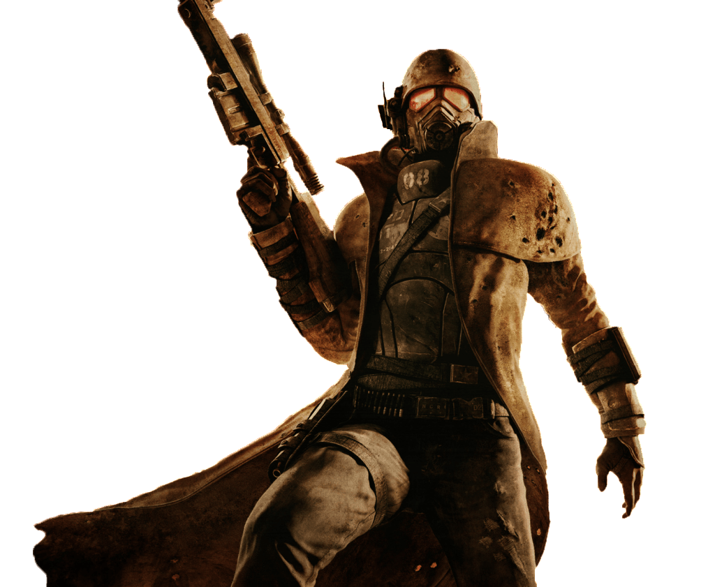 Fallout 4 character png. Transparent stickpng