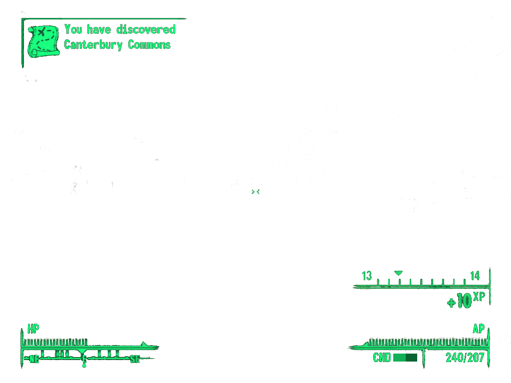 The multiclass nerd geek. Fallout 4 hud png clip art royalty free library
