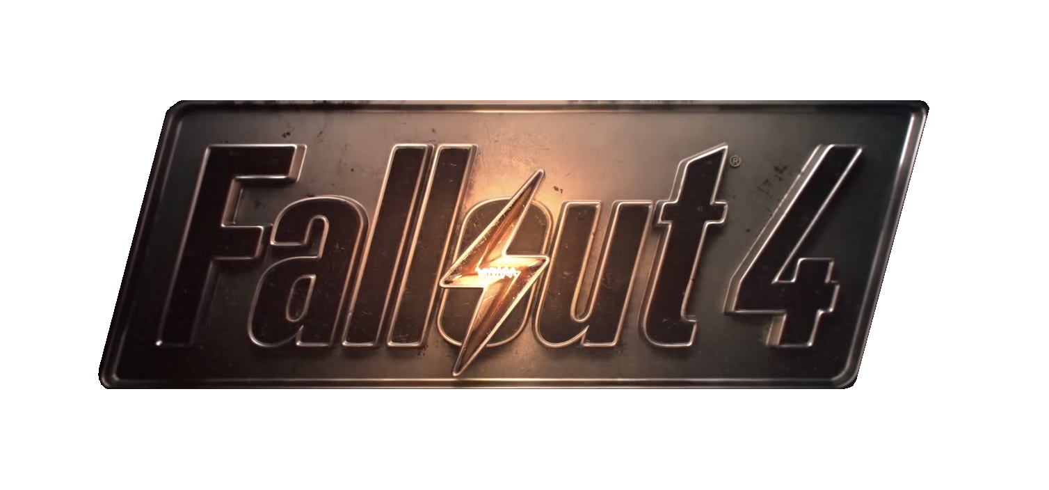 Fallout 4 logo png. Image lego dimensions customs